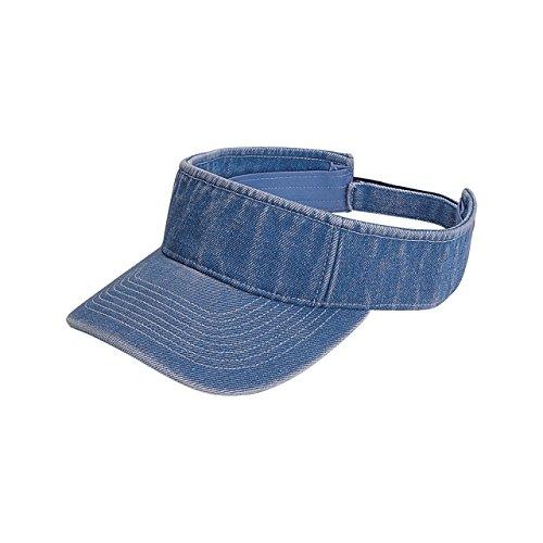 Washed Blue Denim - 6