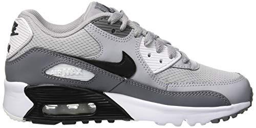 gs Grey 35 cool white Nike Running Mesh 90 5 Comp Eu Tition Air Max Multicolore Chaussures Black Gar wolf 024 On De HcwqwaIZr
