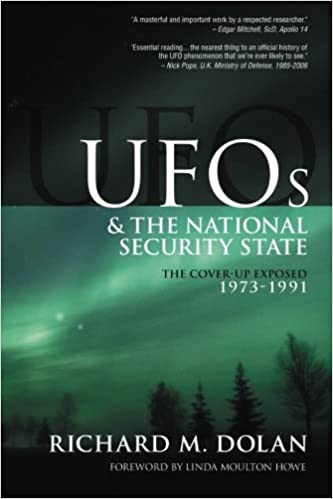 UFOs and the National Security State: The Cover-Up Exposed, 1973-1991: 2