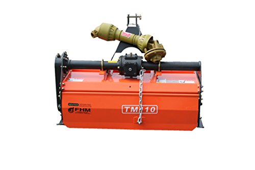Farmer Helper 43 Centered Rotary Tiller, 3 point FH-TM110 Requires a tractor. Not a standalone unit.