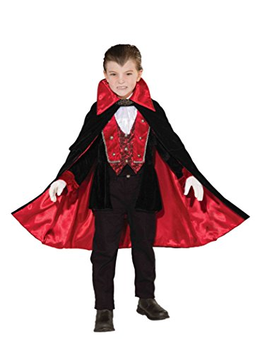 Forum Novelties Victorian Vampire Child's Costume, (Victorian Vampira Costumes)