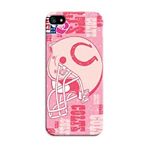 DIY Good-looking NFL Indianapolis Colts Protective Hard Case for iPhone 5/5S