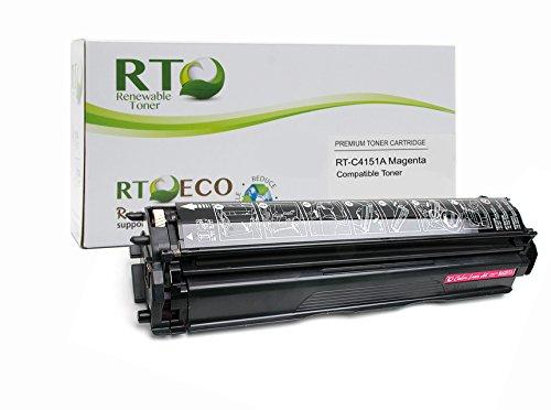 Renewable Toner 640A Compatible Toner Cartridge Replacement HP C4151A for HP Color LaserJet 8500, 8550 Series (Magenta) ()