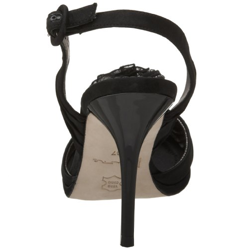Sandale À Talon Petunia Bourne Femme Noir