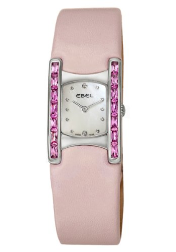 Ebel Women's 9057A28-1998035530 Beluga Manchette Diamond Watch