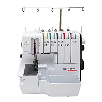 Bernette b48 Funlock Serger Coverstitch Machine