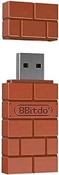 8Bitdo Wireless Bluetooth USB Adapter for Nintendo Switch