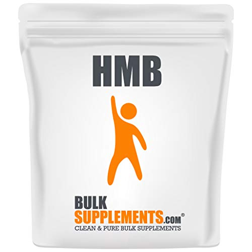 BulkSupplements HMB Powder (100 Grams)