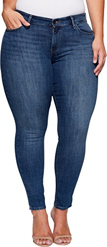 Levi's Women's 711 Skinny Jeans, Indigo Harmony, 42 (US 22) S by Levi's