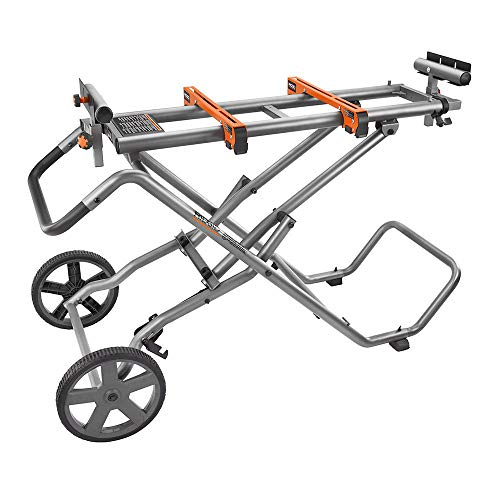 Ridgid AC9946 Mobile Miter Saw Stand with Mounting -