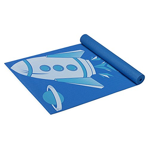 Gaiam 05 61638 P Kids Yoga Mat