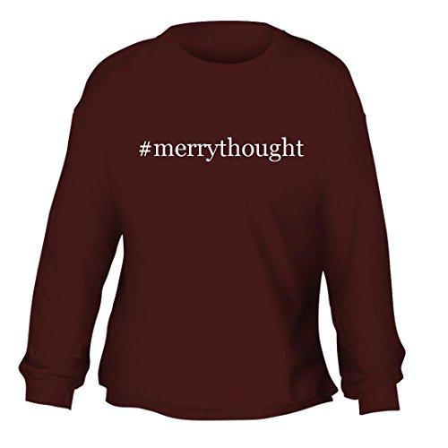 merrythought-mens-hashtag-crewneck-adult-fleece-sweatshirt-maroon-medium