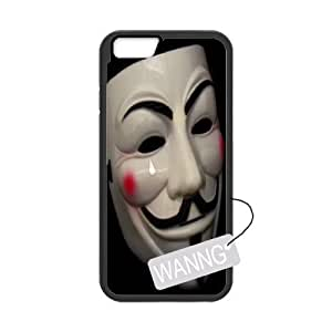 "Guy Fawkes Yellow Masks Iphone6 4.7"" Durable Case, Guy Fawkes Yellow Masks Custom Case for Iphone6 4.7"" at WANNG"