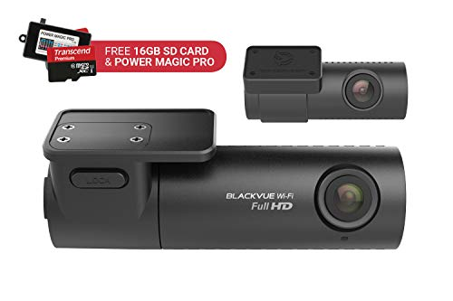 Blackvue DR590W 2CH 16GB Dual Full HD Wi-Fi Dashcam