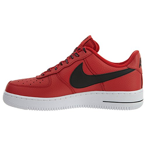 University Air NIKE white Sneaker Red Max Black Thea BpT4xfa