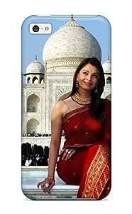 Andrew Cardin's Shop 9176047K51616988 New Arrival Case Specially Design For Iphone 5c (beautiful Aishwarya Rai And Taj Mahal)