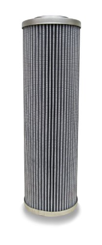 Schroeder 9VZ3 Hydraulic Filter Cartridge for RLT, Z-Media, Micro-Glass, Removes Rust, Metallic Debris, Fibers, Dirt; 9.5'' Height, 3.7'' OD, 1.5'' ID, 3 Micron by Schroeder