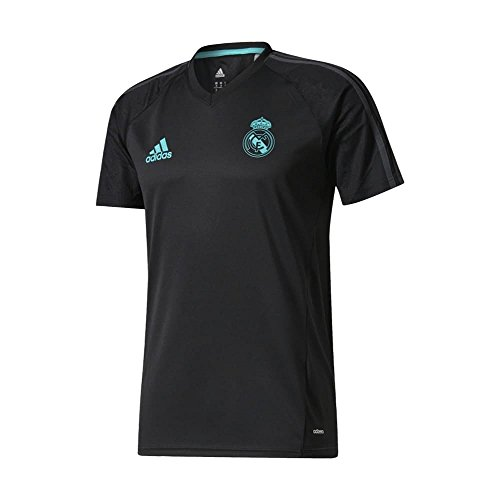 Adidas Real Madrid CF Training Youth Jersey [BLACK] (L)