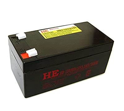 Sla Sealed Lead Acid Battery 12V 3.5Ah Battery For Ups Backup Power Supply