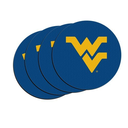 West Virginia Mountaineers Coasters Price Compare