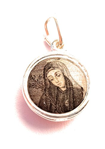 Relic Medal 3rd Class Mariana de Jesús de Paredes patron of Ecuador Americas bodily ills loss of parents people rejected by religious orders sick people sickness nacida María Ana de - America Medal