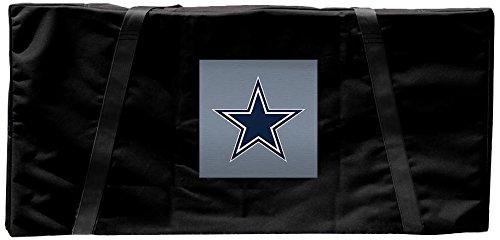 NFL Dallas Cowboys NFL Unisex 766718Cornhole Carrying Case, Multicolor, One Size