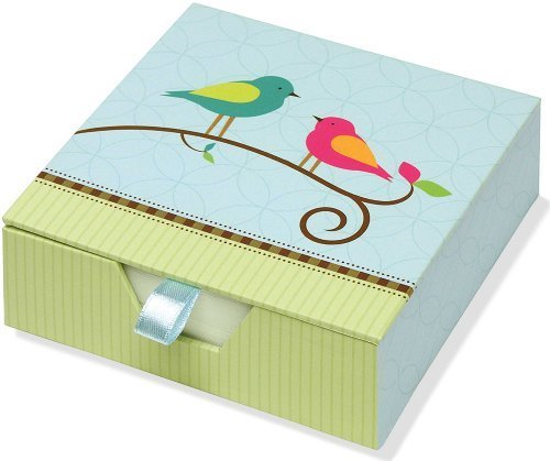 Download By Peter Pauper Press Bird Song Boxed Desk Notes (Stationery, Note Pad) (Ncr) [Stationery] PDF