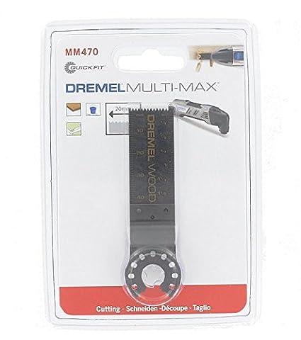 Dremel MM600 Multi-Max Zubeh/ör Starrer Schaber
