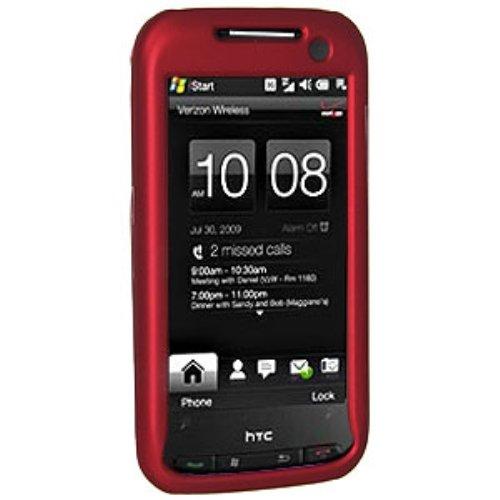 amazon com amzer rubberized snap on crystal hard case for sprint rh amazon com Sprint HTC Hero Sprint HTC Innovation