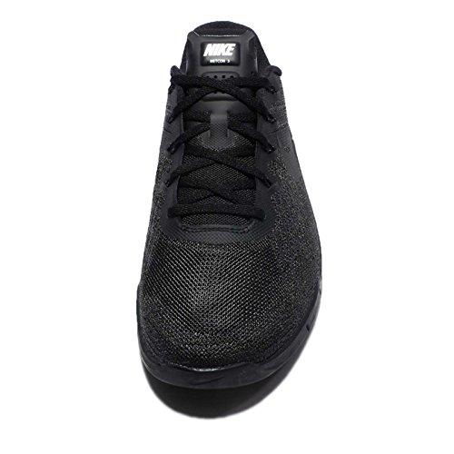 Schwarz para de Hombre Metcon Zapatillas 3 Running Nike Schwarz Op6qawn