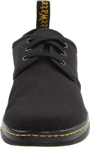 Dr black Noir Soho Martens Femme Baskets 002 wwAq6v4