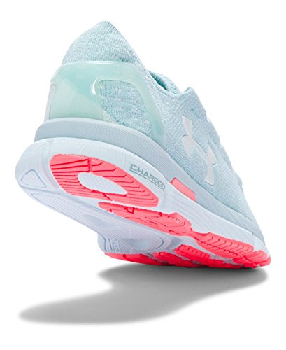 Under Armour Womens UA Speedform Slingshot Running Shoes Seaport/Aqua