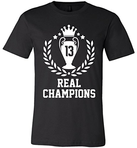 Real Champion 13 Cup T-Shirt Football Soccer Bale Fans