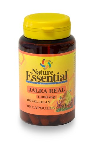 Nature Essential Jalea Real - 60 Cápsulas