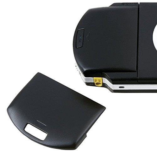 Battery Back Door Cover Case Replacement for Sony PSP 1000 1001 1002 1003 Fat Black New