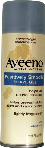 Aveeno Smooth Shave Size Positively product image