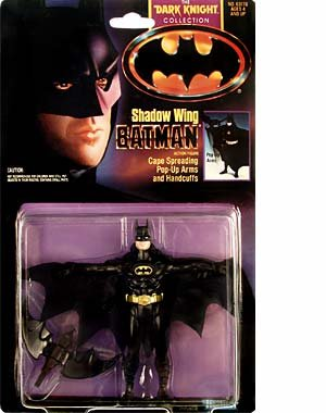 Batman: The Dark Knight Collection Shadow Wing Batman Action Figure (Dark Knight Collection)