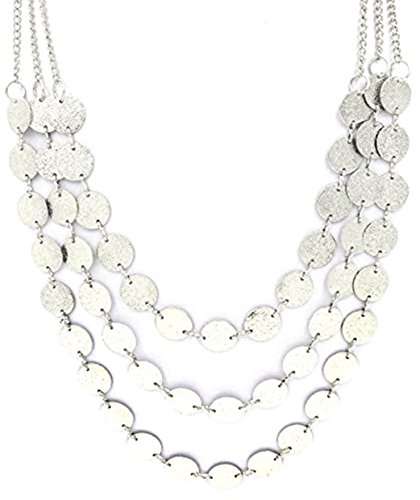 Best Wing Jewelry Multi-layer Statement  - Wing Silver Coin Shopping Results