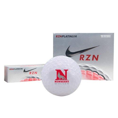 CollegeFanGear Newberry Callaway Chrome Soft Golf Balls 12/pkg 'Official Logo' by CollegeFanGear