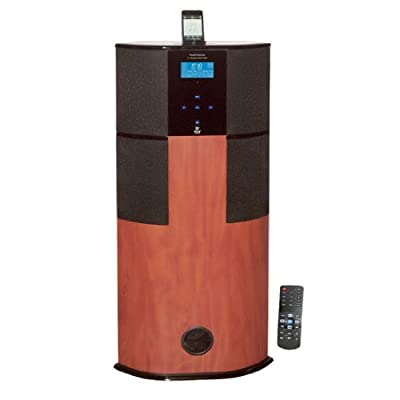 Pyle PHST90IBK 600 Watt Digital 2.1 Channel Home Theater Tower with iPod Docking Station from Sound Around