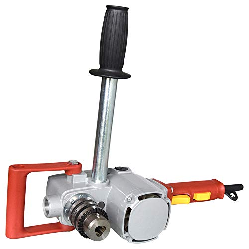 EJWOX 8 Amp 2-Speed 1/2 Inch Heavy Duty Right Angle Drill ()