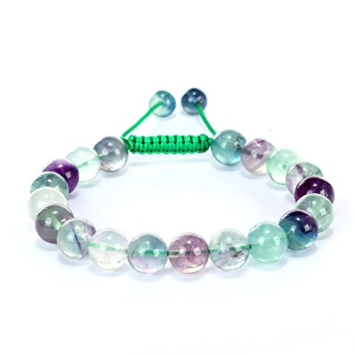 BRCbeads Gemstone Bracelet Handmade Adjustable