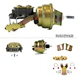 Helix Suspension Brakes and Steering HEXBBK7AFDD 1955-57 Chevy Bel Air FW Mount Pwr 7