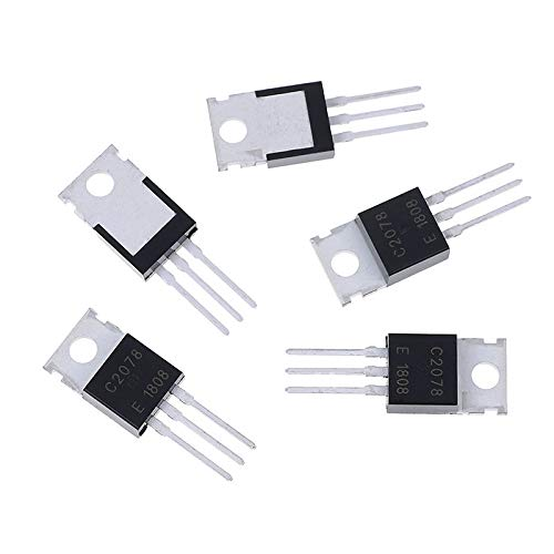 5Pcs/lot New RF/VHF/UHF Transistor TO-220 2SC2078 C2078 Instrument Parts  Accessories