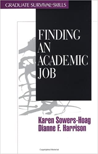 Google bok nedlastingskobling Finding an Academic Job (Surviving Graduate School) på norsk iBook
