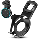 Yuanling Outlet Wall Mount Hanger Stand for Dot 2nd Generation, A Space-Saving Solution for Your Smart Home Speakers without Messy Wires or Screws (Black)