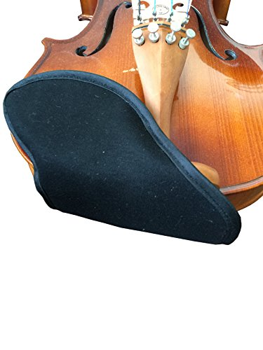 Chin Cover (M.E String Chinrest Cover for Violin and Viola-Preventing Clamp Contact with)