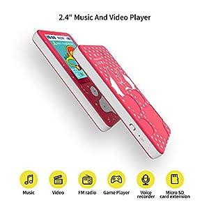 MusicFun Kinder MP3 Player mit Radio 2 Test- Keine ...
