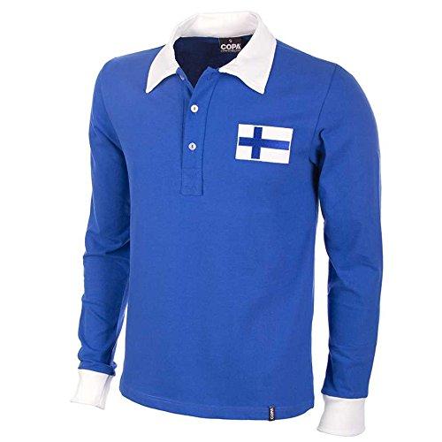 COPA Finnland Retro Fussball Fussball Retro Trikot 1955 4ceef9