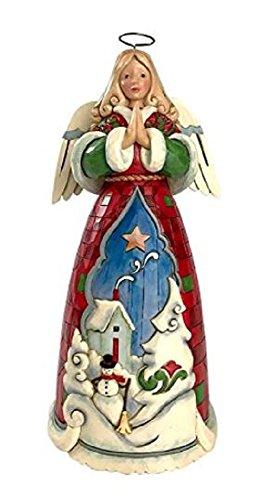Enesco Jim Shore Figurine Christmas Angel